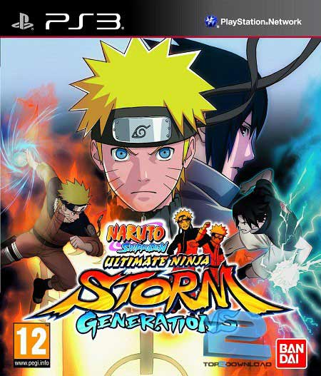 Naruto Shippuden Ultimate Ninja Storm Generations | تاپ 2 دانلود