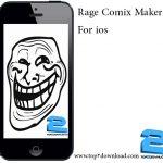 دانلود نرم افزار Rage Comix Maker v 3.2 برای ios