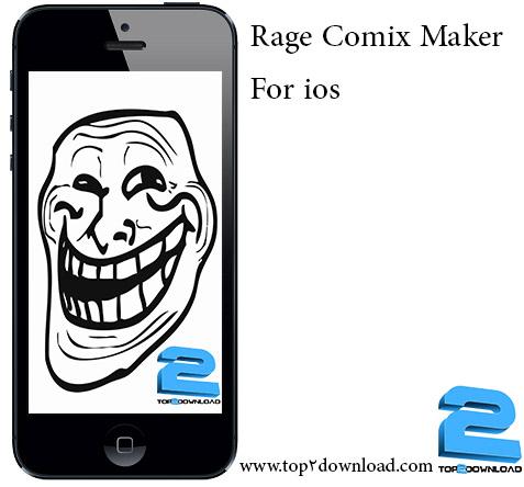 Rage Comix Maker v 3.2   تاپ 2 دانلود