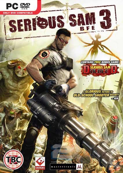 Serious Sam 3 BFE | تاپ 2 دانلود