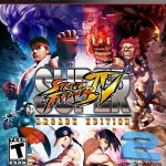 دانلود بازی Super Street Fighter IV Arcade Edition برای PS3