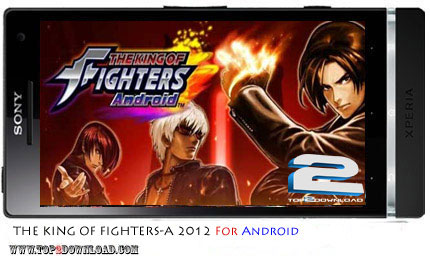 THE KING OF FIGHTERS v1.0.1 | تاپ 2 دانلود