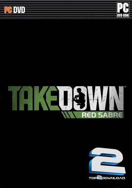 Takedown Red Sabre   تاپ 2 دانلود