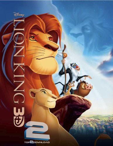 The Lion King 1994 | تاپ 2 دانلود