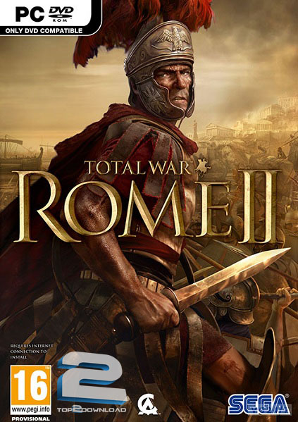 Total War Rome II | تاپ 2 دانلود