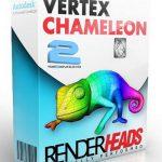 دانلود پلاگین RenderHeads Vertex Chameleon 1.6.91 برای Maya