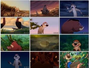 دانلود دوبله فارسی انیمیشن The Lion King 3 | تاپ 2 دانلود