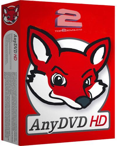 AnyDVD HD 7.3.2.0 | تاپ 2 دانلود