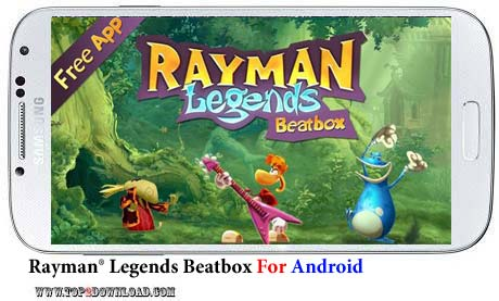 Rayman Legends Beatbox v1.0.0 | تاپ 2 دانلود