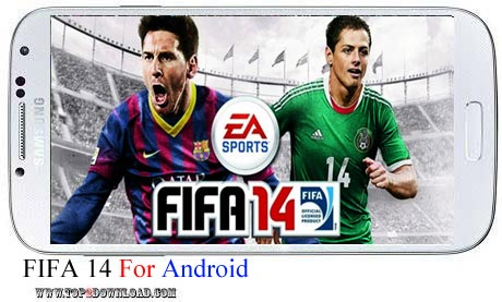 FIFA 14 v1.2.9 | تاپ 2 دانلود