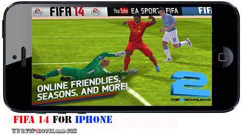 FIFA 14 v1.0.1 | تاپ 2 دانلود