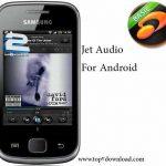 دانلود نرم افزار JetAudio Basik v 3.2.2 برای اندروید