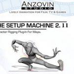 دانلود پلاگین The Setup Machine 2.11 برای Maya