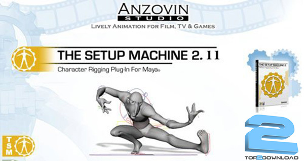 دانلود پلاگین The Setup Machine 2.1 | تاپ 2 دانلود