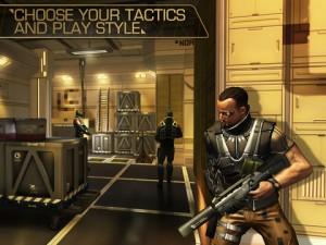 دانلود بازی Deus Ex The Fall v1.0.4 برای ایفون | تاپ 2 دانلود