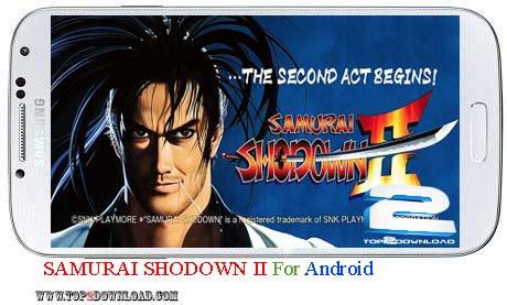 SAMURAI SHODOWN II v1.1 | تاپ 2 دانلود