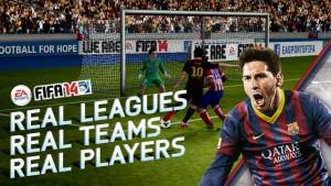 دانلود بازی FIFA 14 v1.2.9 برای اندروید | تاپ 2 دانلود