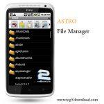 دانلود نرم افزار ASTRO File Manager PRO 4.5.615 اندروید