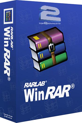 WinRAR 5.00 Final   تاپ 2 دانلود