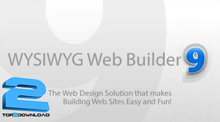 WYSIWYG Web Builder 9.1.2   تاپ 2 دانلود