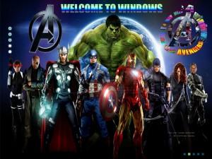 دانلود سیستم عامل Windows Xp 2013 Avengers editions | تاپ 2 دانلود