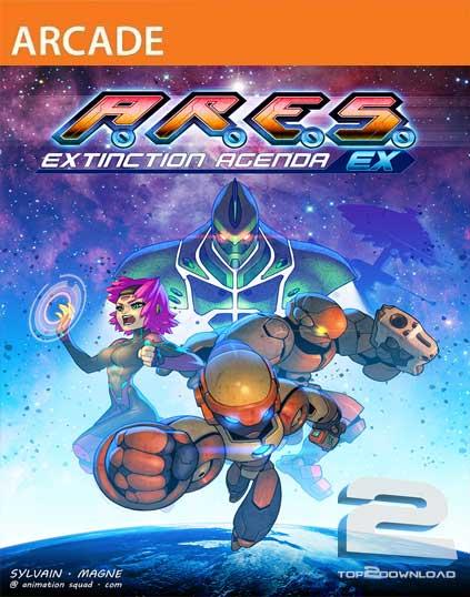 A.R.E.S Extinction Agenda EX | تاپ 2 دانلود