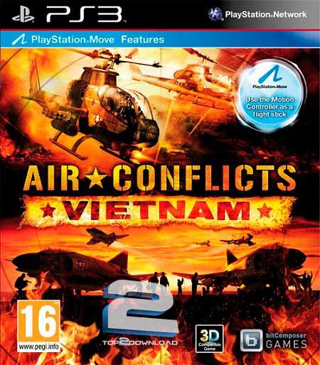 Air Conflicts Vietnam   تاپ 2 دانلود