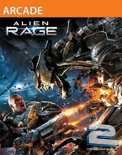 Alien Rage | تاپ 2 دانلود