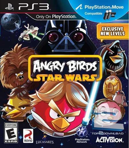 Angry Birds Star Wars | تاپ 2 دانلود