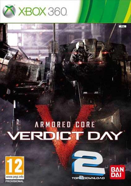 Armored Core Verdict Day | تاپ 2 دانلود