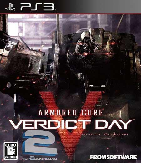 Armored Core Verdict Day   تاپ 2 دانلود