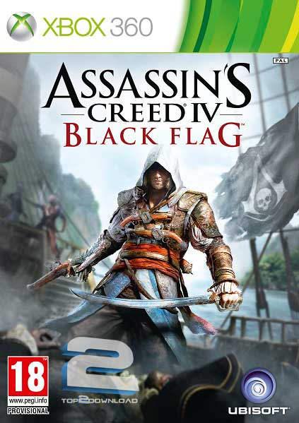 Assassins Creed IV Black Flag | تاپ 2 دانلود