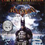 دانلود بازی Batman Arkham Asylum Game of The Year Edition برای PC