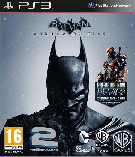 Batman Arkham Origins Special Edition | تاپ 2 دانلود