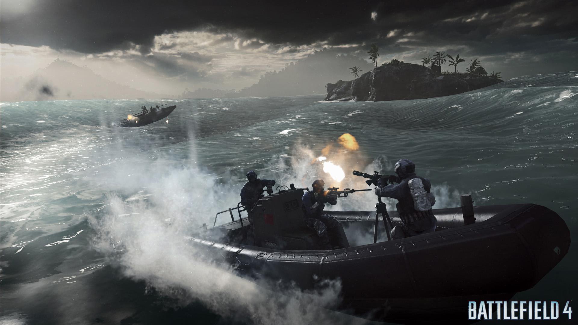 تریلر بازی Battlefield ۴