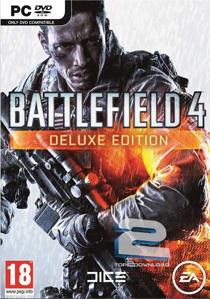 Battlefield 4 Digital Deluxe Edition | تاپ 2 دانلود