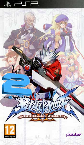 BlazBlue Continuum Shift II | تاپ 2 دانلود