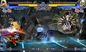دانلود بازی BlazBlue Continuum Shift II برای PSP | تاپ 2 دانلود