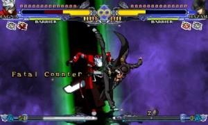 دانلود بازی BlazBlue Continuum Shift II برای PSP   تاپ 2 دانلود