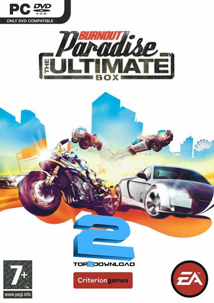 Burnout Paradise The Ultimate Box | تاپ 2 دانلود