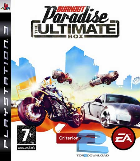 Burnout Paradise The Ultimate Box | تاپ 2 دانلود