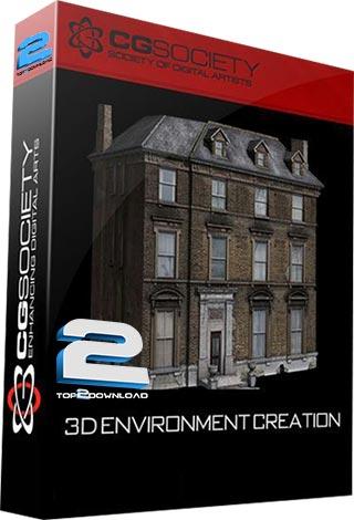 CGWorkshops 3D Environment Creation | تاپ 2 دانلود