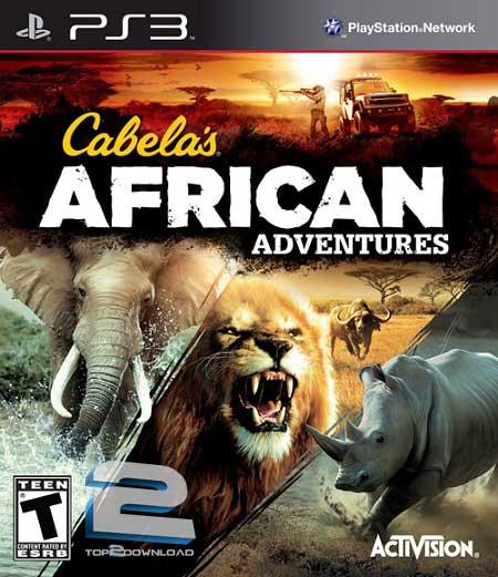 Cabelas African Adventures | تاپ 2 دانلود