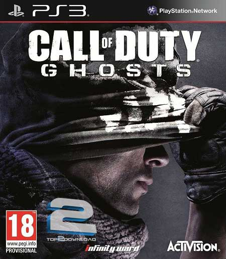 Call of Duty Ghosts | تاپ 2 دانلود