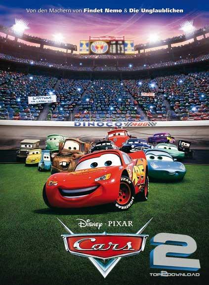 Cars 2006 | تاپ 2 دانلود
