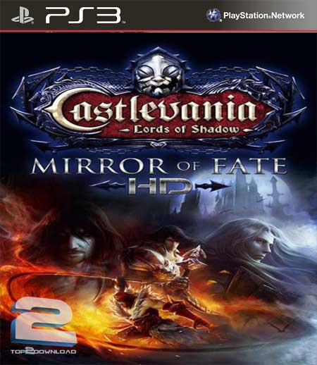 Castlevania Lords of Shadow Mirror of Fate HD | تاپ 2 دانلود