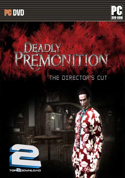 Deadly Premonition The Directors Cut | تاپ 2 دانلود