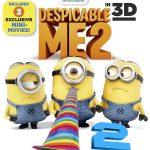 دانلود انیمیشن Despicable Me 2 2013 با کیفیت HD 1080p 3D