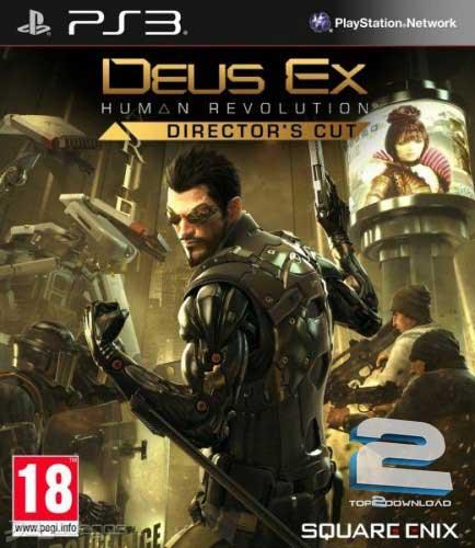 Deus Ex Human Revolution Directors Cut | تاپ 2 دانلود