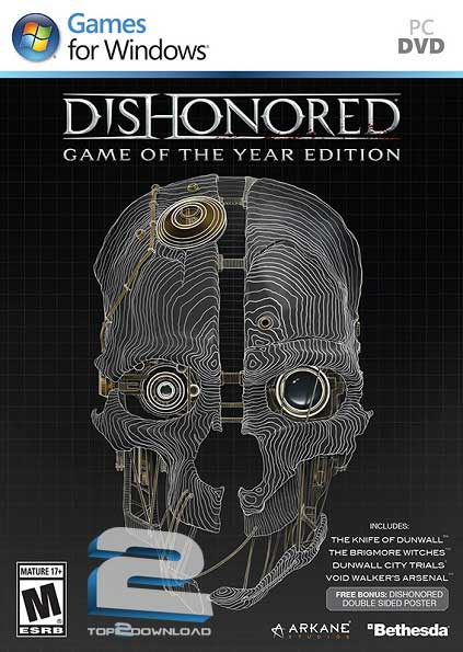 Dishonored Game of the Year Edition | تاپ 2 دانلود
